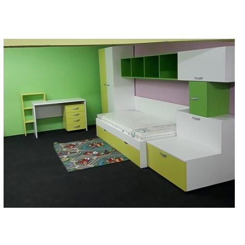 Ολοκληρωμένο Σετ Παιδικό Εφηβικό Δωμάτιο SONIC