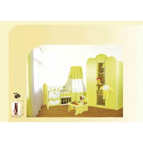 Παιδικό Δωμάτιο MARGO - Yellow