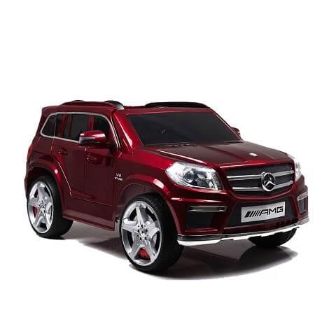 Ηλεκτροκίνητο Αυτοκίνητο Mercedes 12V GL63